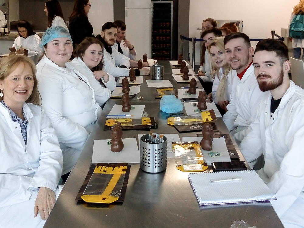 Trip to Chocolate factory